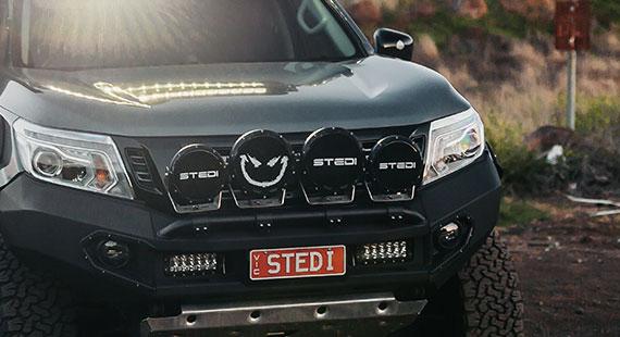 STEDI Type X 8.5 Smiley Cover