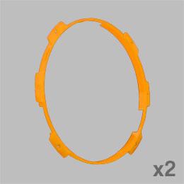 Included Type X Pro Orange Ring