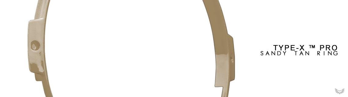 STEDI Type X Pro Sandy Tan Colour Ring
