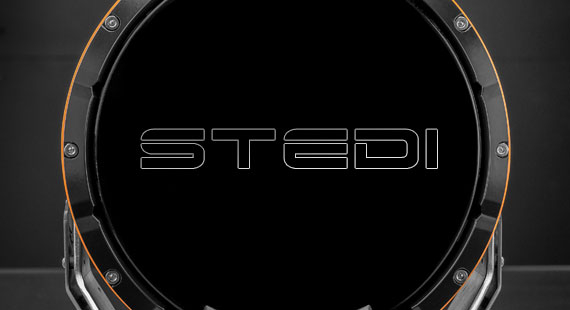 STEDI Type X Sport 8.5 Inch LED Spot Lights